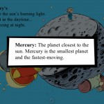 There's No Place Like Space!: All About Our Solar System (iPad) - Glossary