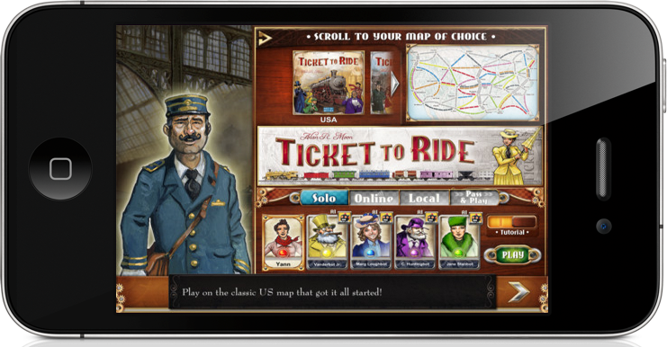 Ticket To Ride Pocket