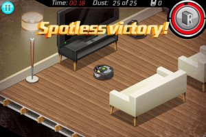 Roomba Revenge by iRobot Corporation screenshot