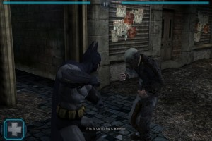 Batman Arkham City Lockdown by Warner Bros. screenshot