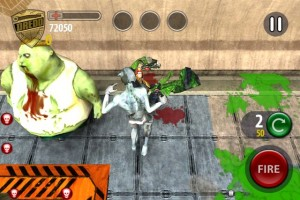 Judge Dredd vs Zombies by Fuse Powered Inc. screenshot