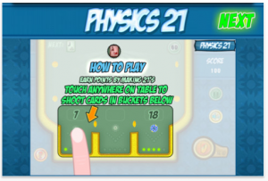 Physics 21 HD by Batuhan Akalin screenshot