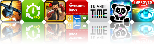 iOS Apps Gone Free: Zombie Gunship, Repeat Timer Pro, Manny Pacquiao: Pound For Pound, And More