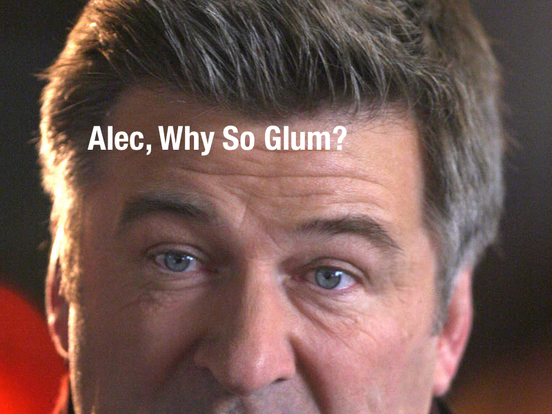 Alec Baldwin Explodes