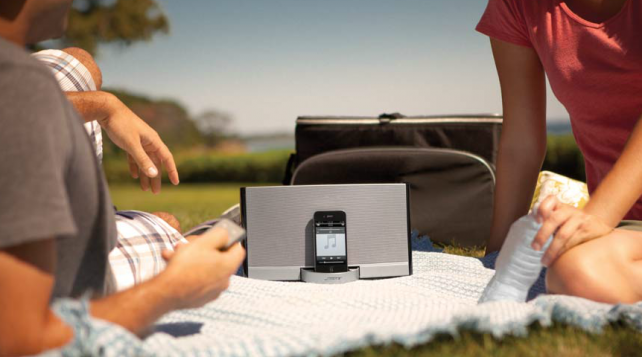 SoundDock Portable
