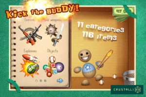 Kick the Buddy by AppZap screenshot