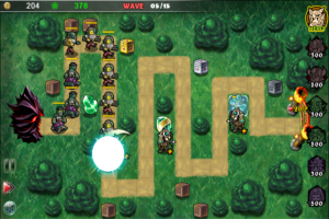 Fantasy Defense HD by PLAYBEAN screenshot