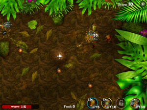 Anthill: Tactical Trail Defense by Image & Form International AB screenshot