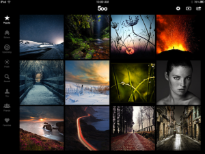 500px by 500px screenshot
