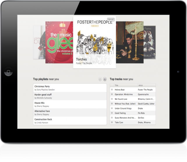 Spotify Headed To iPad