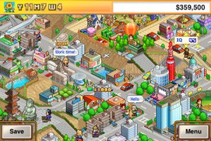 Venture Towns by Kairosoft Co.,Ltd screenshot