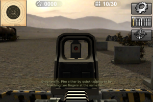 Arma 2: Firing Range by IDEA Games screenshot