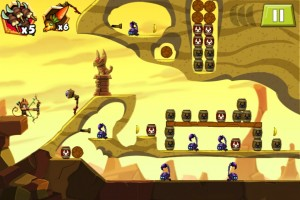 Monkey Quest: Thunderbow by MTV Networks screenshot
