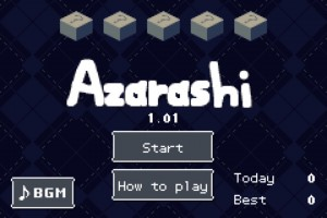 Azarashi by Studio Pixel screenshot