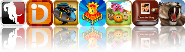iOS Apps Gone Free: Icebreaker Hockey, inDecision, Return Of The Bots, And More