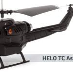 The HELO TC Assault chopper has an advantage with six live-fire missles.