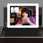 iHome iDM5, FaceTime on the iPad