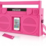 iHome iP4 Boom Box