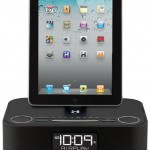 iHome iW4 with iPad
