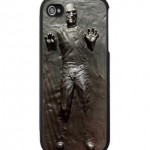 •	Steve Jobs in Carbonite Cover for iPhone 4 and 4s