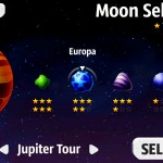 Lunar Racer (iPad 2) - Moon Select