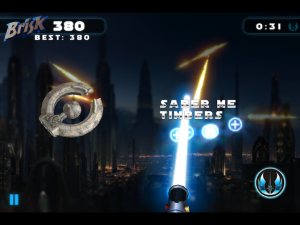 Brisksaber by Mekanism, Inc. screenshot