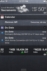 Do Date by Law On My Phone screenshot