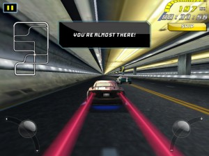 Rogue Racing by Glu Games Inc. screenshot