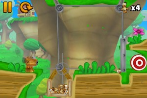 Ragdoll Blaster 3 by Backflip Studios screenshot