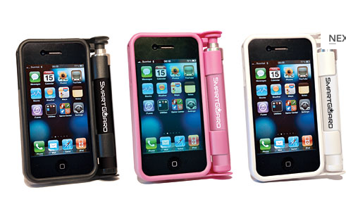 Pepper Spray iPhone 4 Case Colors