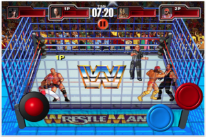 WrestleFest Premium by THQ Inc. screenshot
