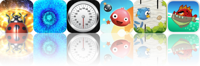 iOS Apps Gone Free: Bug Chucker, Trippin II, Weight Computer, And More