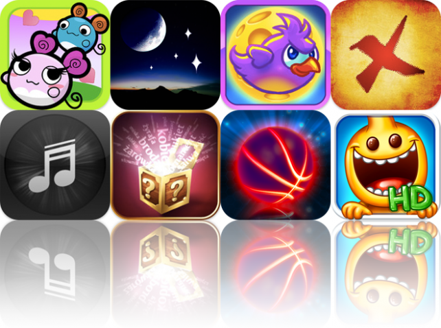iOS Apps Gone Free: Bouncy Mouse, Star Rover HD, Brave Beak, And More