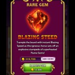 Bejeweled Blitz version 1.15 (iPad 2) - Blazing Steed