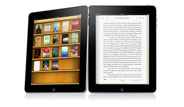 Apple Rejects Author's Book Because Of Links To Amazon