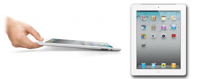 iPad si udrží nadvládu mezi tablety minimálně do roku 2015 - Roku 2015 prodá až 100.000.000 iPadů