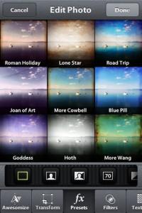 Camera Awesome by SmugMug screenshot