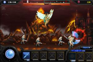 Destiny Defense : Angel or Devil by Morisoft screenshot