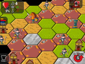 Strategy War - A board game where you command your army like a game of chess and risk it all to conquer the world by Appgeneration Software screenshot