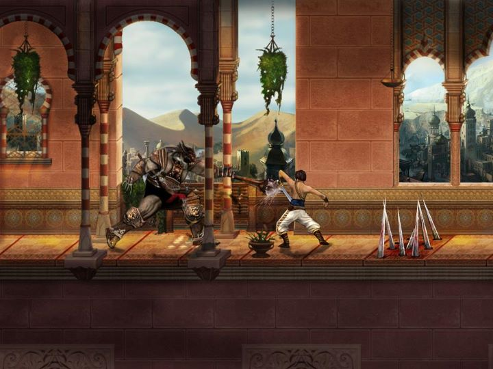 Prince of Persia Classic se vrátí do App Store 1. března (video)