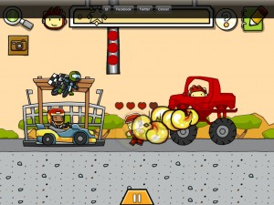 Scribblenauts Remix version 1.6 (iPad) - Scribble Pics (In-Game)