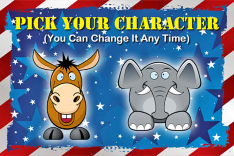 Are You A Democratic Donkey Or A Republican Elephant