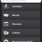 Explore_Songza iOS