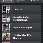 Featured_Songza iOS
