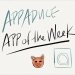Our app of the week is Paper. As you can see, I'm not much of an artist, but I love the app.