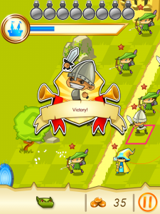 Fantasy Kingdom Defense HD by Tequila Mobile SA screenshot