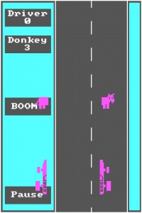 DONKEY.BAS by XVision screenshot