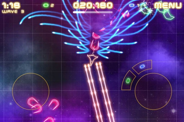 Annihilate Everything In Sight In Violet Storm