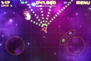 Violet Storm by Sad Cat Software screenshot