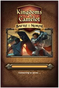 Kingdoms of Camelot: Battle for the North by Kabam screenshot